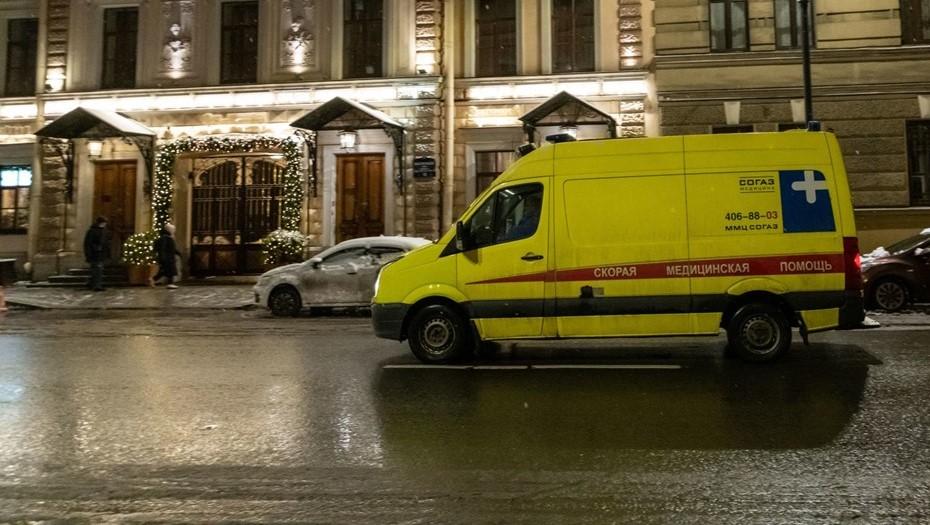 В Петербурге стало меньше зараженных, но больше госпитализированных