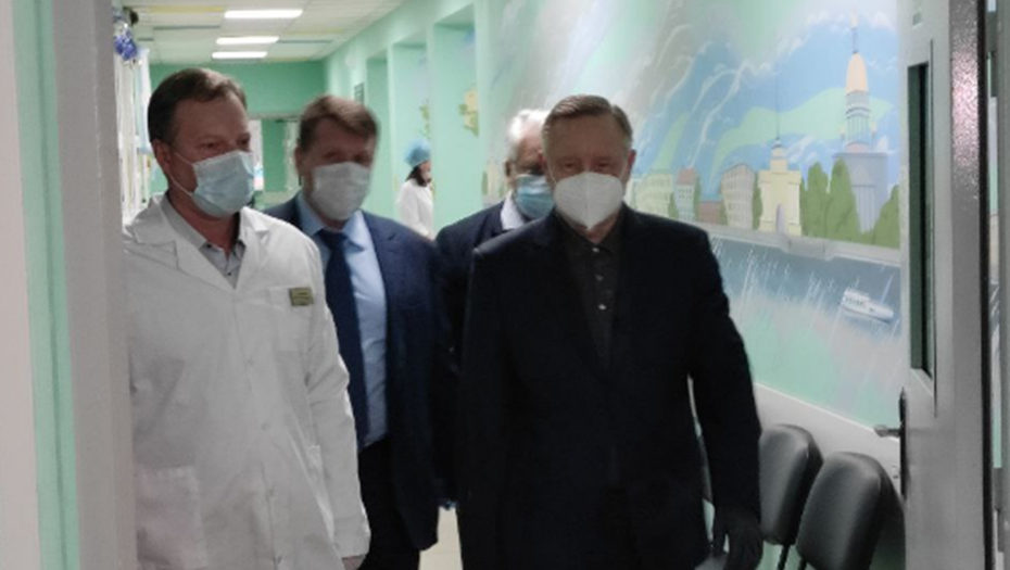 В Петербурге введут общую электронную запись на вакцинацию от COVID-19