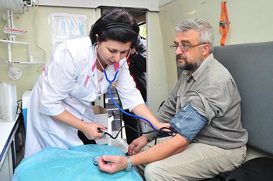 В России создадут систему мониторинга здоровья работников