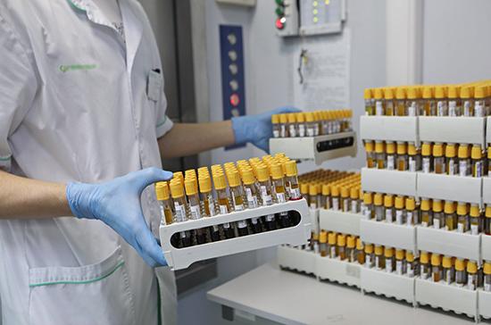 В России за сутки выявили 28 948 случаев COVID-19