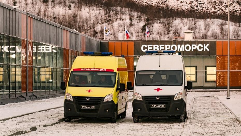 В Североморске открыли медцентр Минобороны для больных с COVID-19
