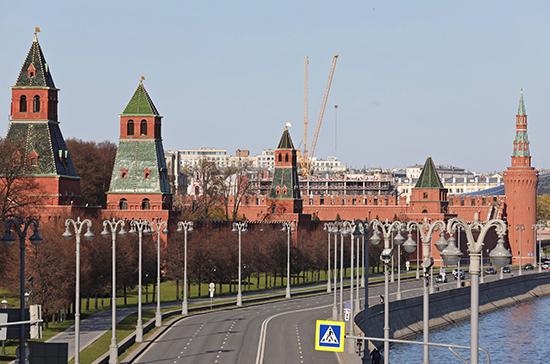 Власти Москвы оценили вероятность введения тотального локдауна