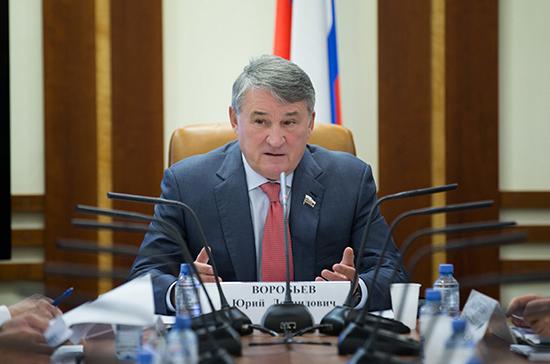 Воробьёв рассказал о главных качествах спасателя