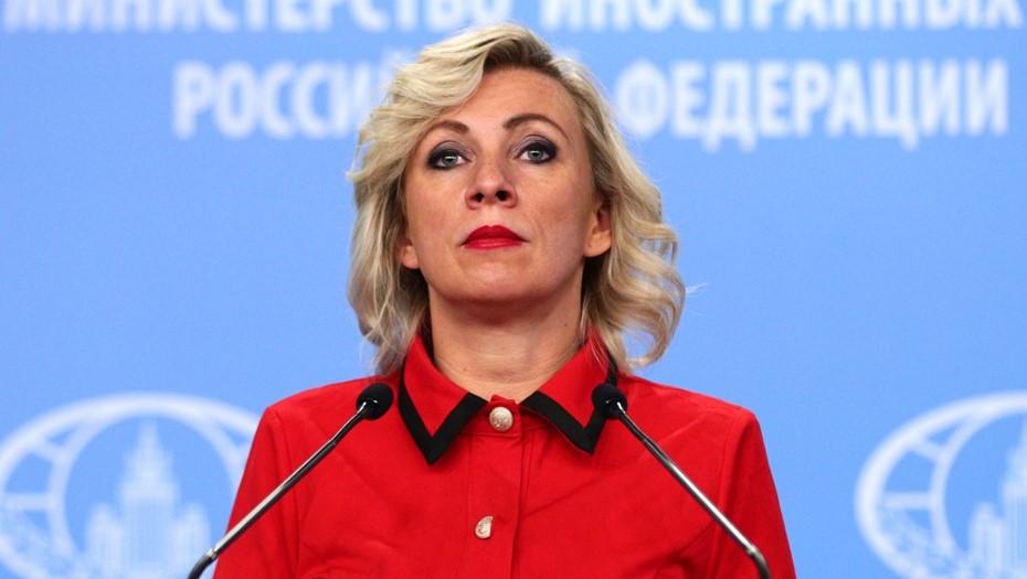 Захарова рассказала о зараженных и погибших в дипломатическом корпусе