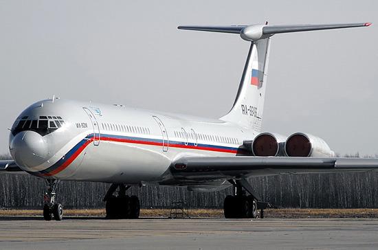 58 лет назад состоялся первый полёт самолёта Ил-62 в СССР