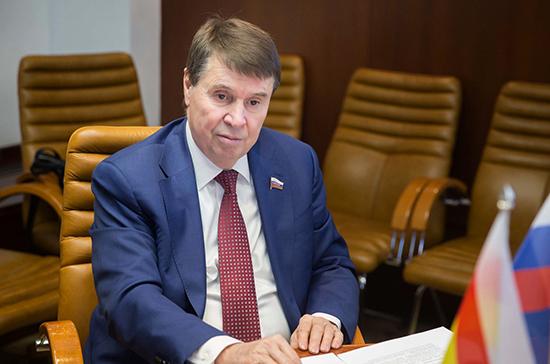 Американские санкции непомешают «Северному потоку— 2», считает Цеков