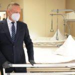 Больница Святого Георгия получит новый корпус-трансформер