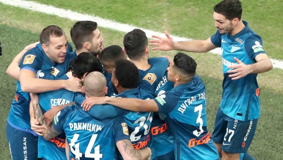 "Чемпионство, рекорд Семака, провал в ЛЧ: сценарии 2021-го для ""Зенита"""
