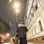 "Циклон ""Кристофа"" принесёт в Петербург снег и метили"