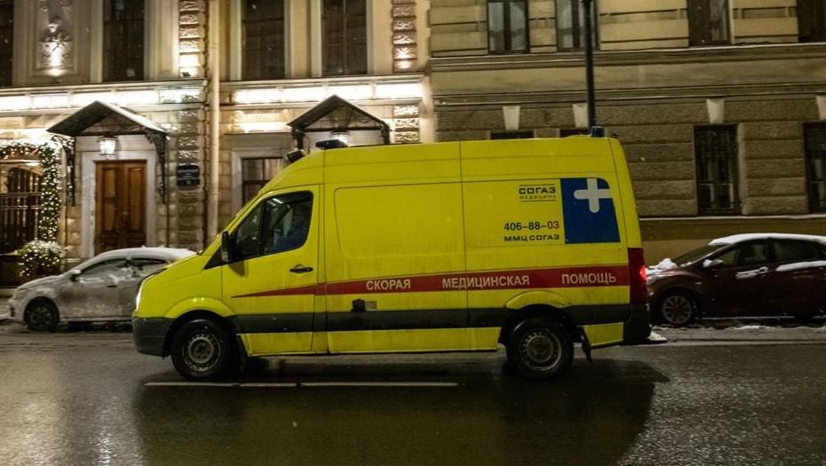 Футболист на Lexus насмерть сбил пенсионера в новогоднюю ночь в Петербурге
