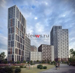 Выдано разрешение на строительство ЖК «Тринити-2» в Западном Дегунино