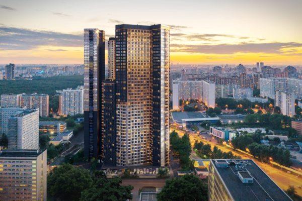 Строительство ЖК «Архитектор» планируется завершить в IV квартале 2023 года