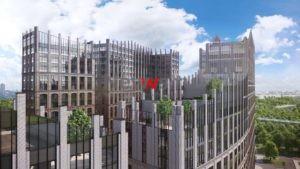 В жилом комплексе «Серебряный парк» в сентябре откроется билингвальный детский сад на 200 малышей