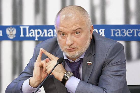 Клишас назвал способ искоренить антироссийскую цензуру с иностранных сайтов