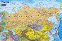 Когда появилась первая печатная карта России