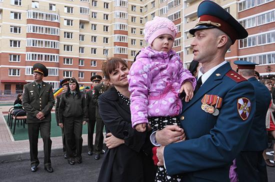 Маткапитал разрешили направлять на погашение военной ипотеки