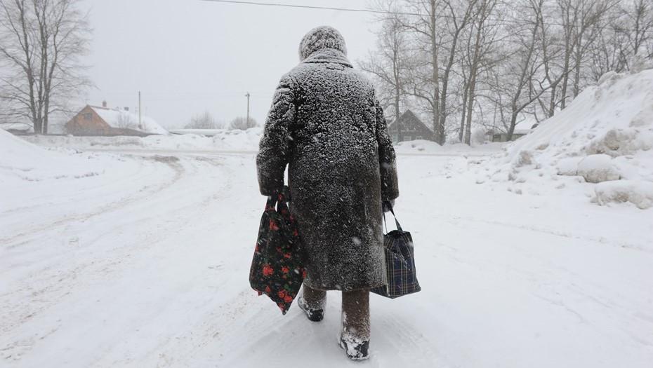 МЧС предупредило жителей Ленобласти о 20-градусных морозах