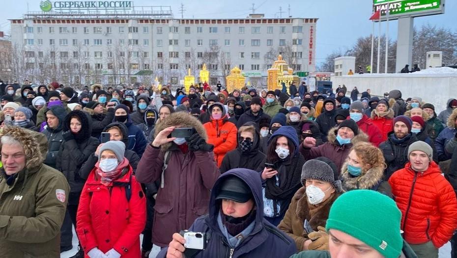 Мурманское УМВД опубликовало обращение раскаявшегося участника протеста