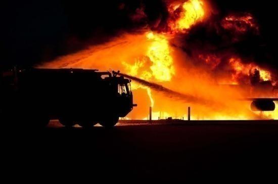 На магистральном газопроводе в Полтавской области прогремел взрыв
