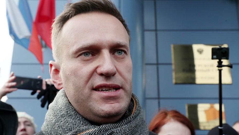 Навального после возвращения в Россию арестовали на 30 суток