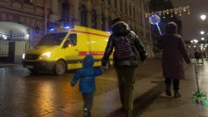 Неделю после праздников Петербург отметил приростом заражённых на 180%