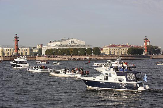 Новые правила пользования маломерными судами ввели в России с 1 января