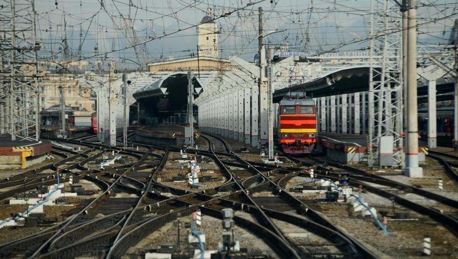 Пассажиропоток на Октябрьской железной дороге упал на 30%