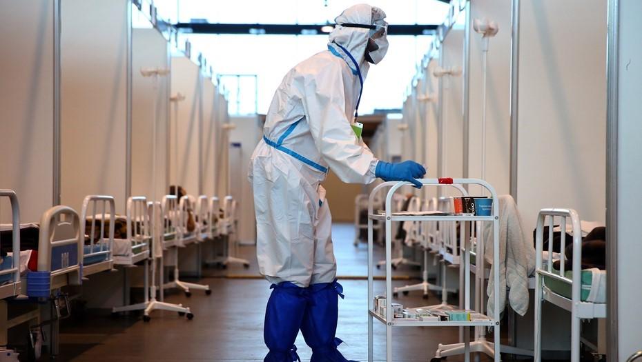 Петербург вновь возглавил рейтинг регионов по смертности от COVID