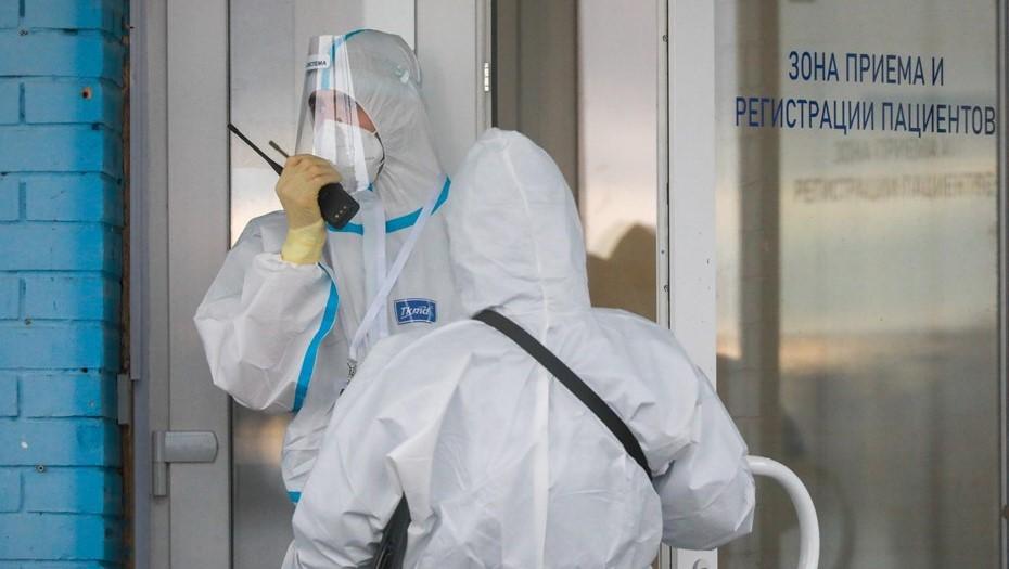 Петербург вновь возглавил суточную статистику по смертям от COVID-19