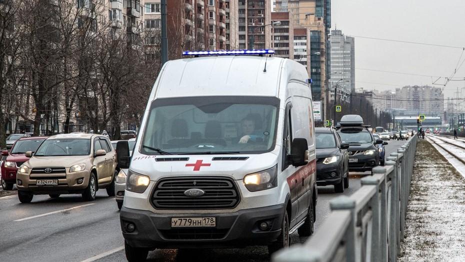 Петербург возглавил рейтинг регионов по суточной смертности от COVID