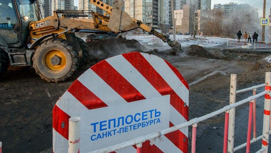 Петербургские теплоэнергетики из-за морозов перешли на усиленный режим работы