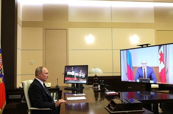 Президент поручил главе Удмуртии выяснить, что мешает диверсификации ОПК в регионе