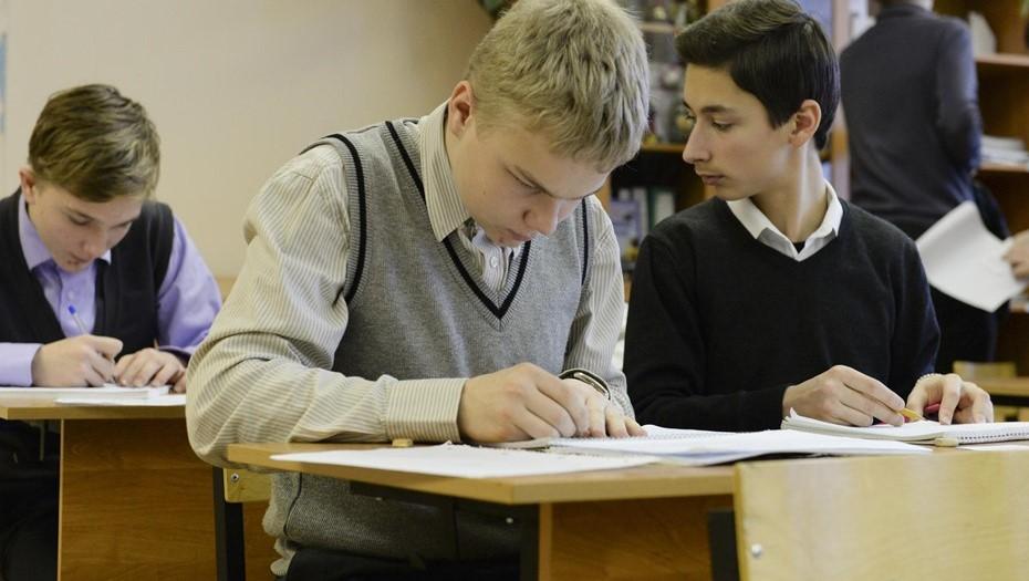 Псковские школы вернутся к очному формату обучения с 11 января