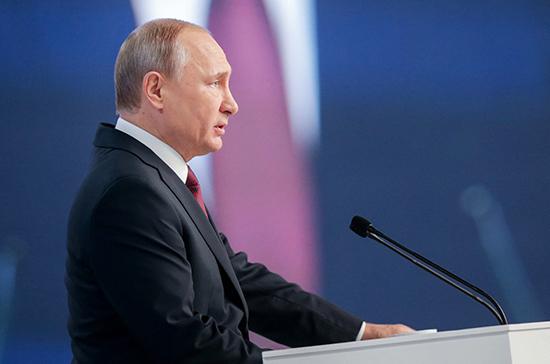 Путин: есть риски нарастания противоречий во всех сферах