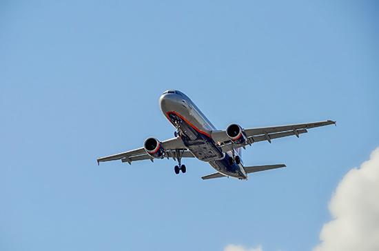 Россия продлила приостановку авиасообщения с Великобританией