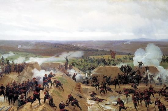 Русские войска освободили Софию 143 года назад