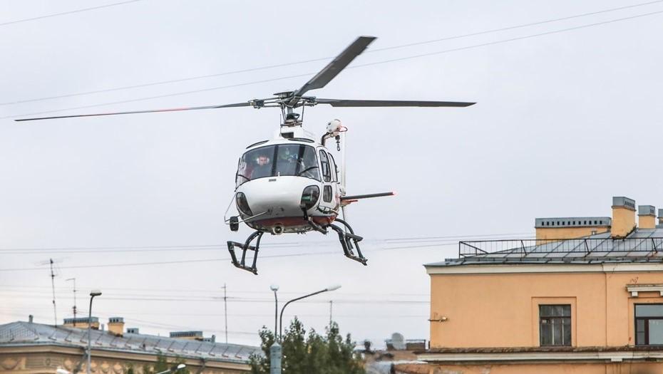 Служба санитарной авиации закупила 66 вертолётов