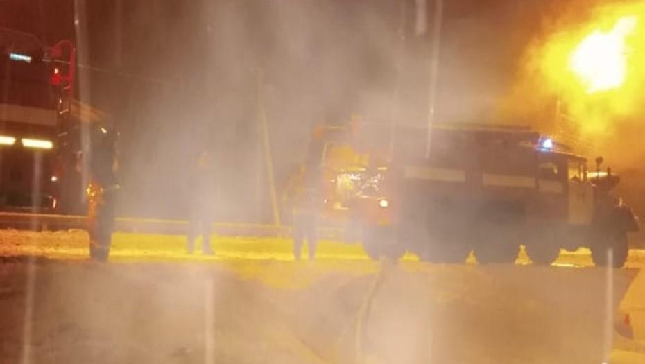 Трое детей погибли в сгоревшей квартире в Великом Новгороде