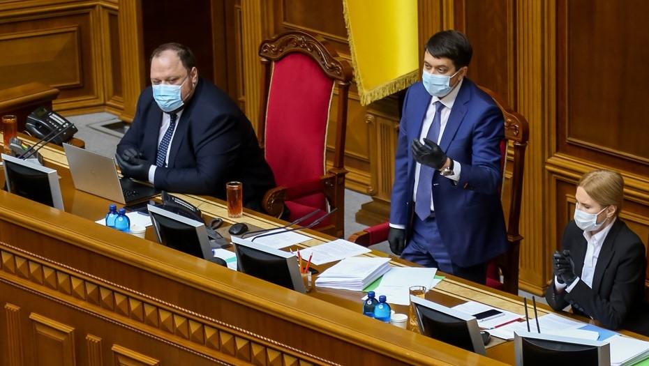 Украина подтвердила подачу заявки на регистрацию российской вакцины