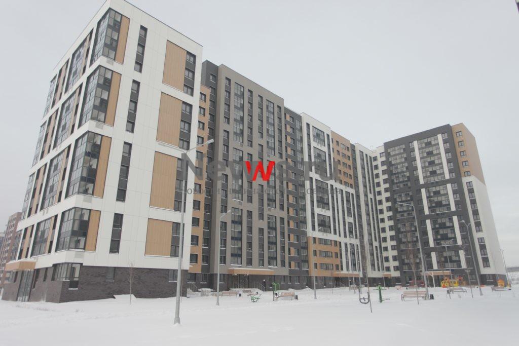 В ЖК «Южное Бунино» введены в эксплуатацию четыре корпуса на 1600 квартир