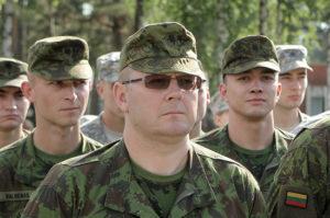 В Литве разрабатывают план по защите государства