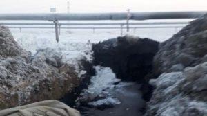 В Ненецком округе произошёл инцидент на нефтепромысле