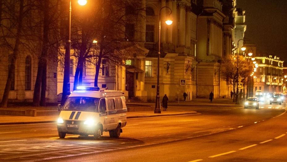 В Невском районе задержали двоих за хулиганскую стрельбу