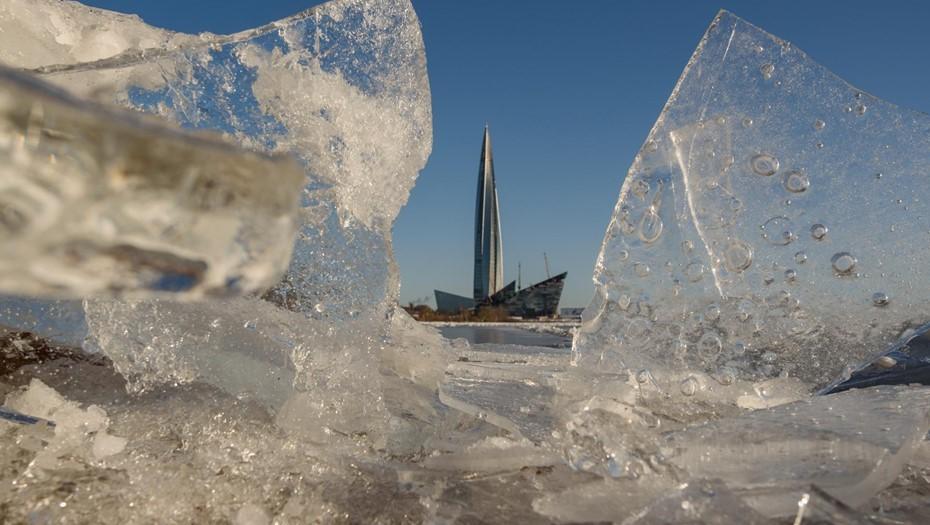 В Петербурге обещают снег и до 14 градусов мороза