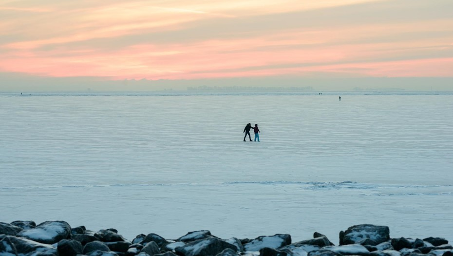 В Петербурге похолодало на 10 градусов от климатической нормы