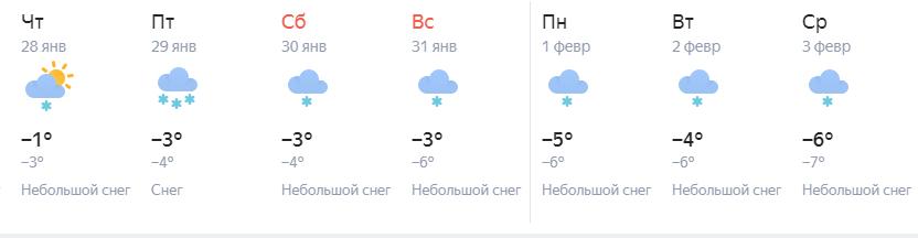 В Петербурге установлен абсолютный температурный рекорд для 25 января