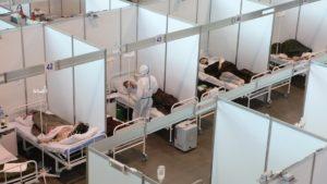 В Петербурге впервые почти за 2 недели выявили менее 3 тыс. заболевших