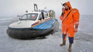 В Петербурге запрет выхода на лёд продлен до 15 апреля