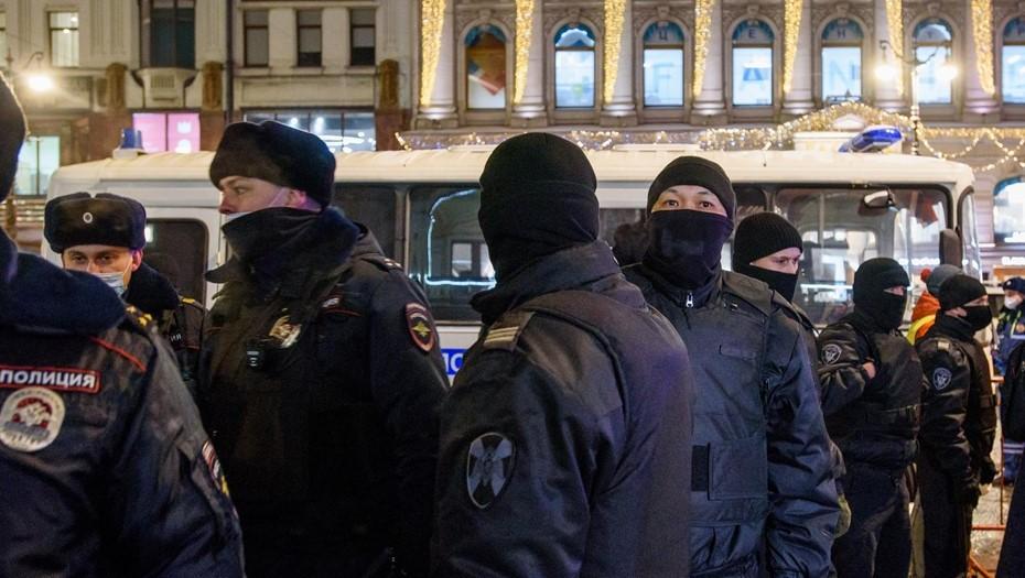 В России возбудили первое уголовное дело из-за митинга 23 января