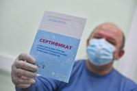 В России за сутки выявили 23 541 новый случай COVID-19